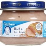 Gerber Beef